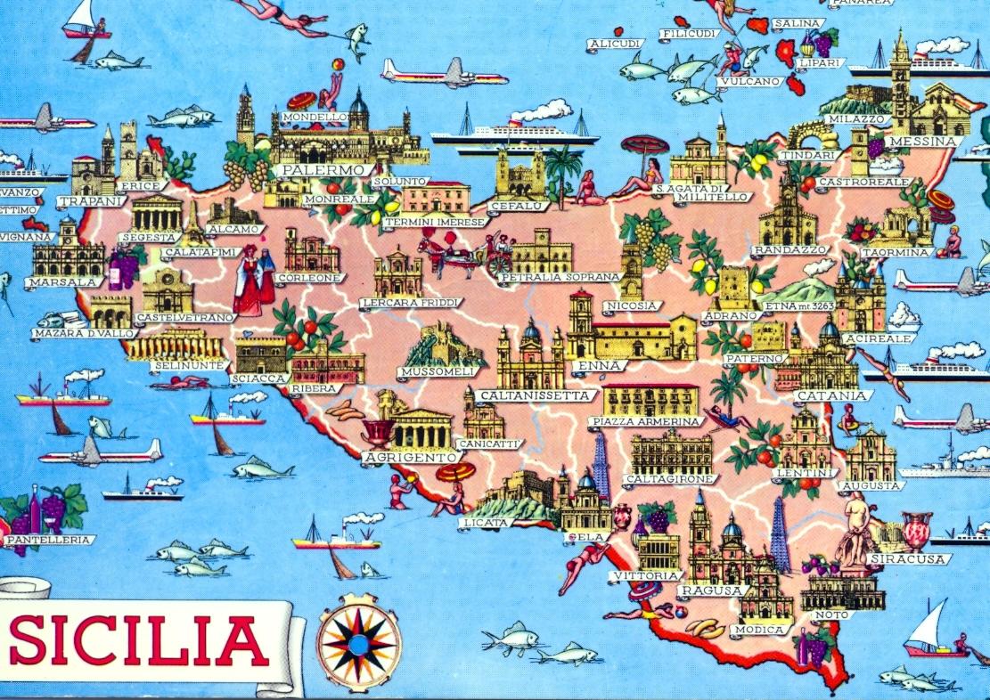 la Sicilia - Salviamo il Siciliano