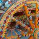 ruota del carretto siciliano